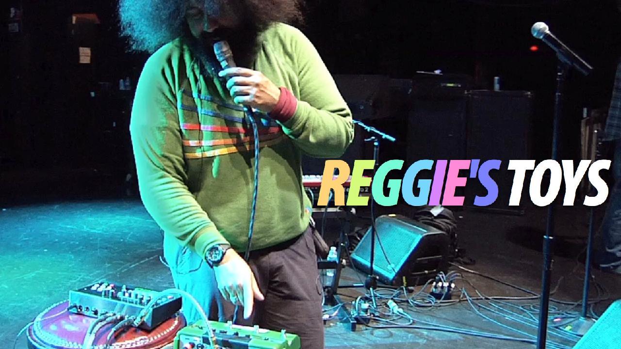 The Gadgets Of Reggie Watts