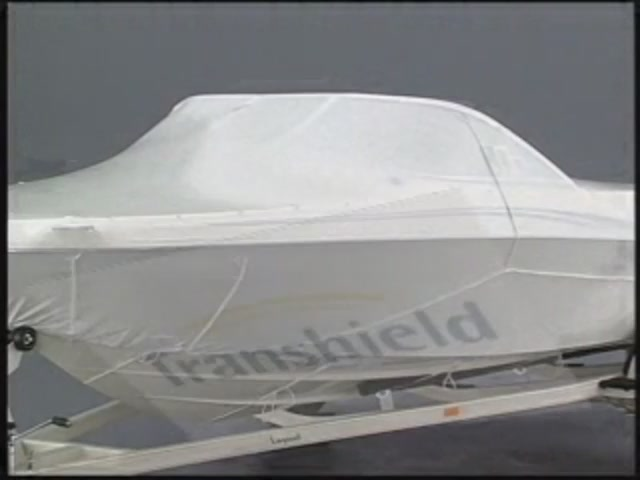 Transhield Shrinkable Fabric Covers Marine Applica...