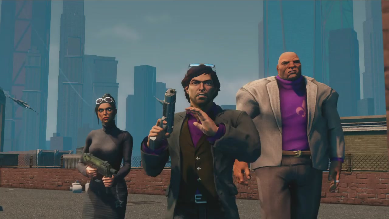 Saints Row Third chaos