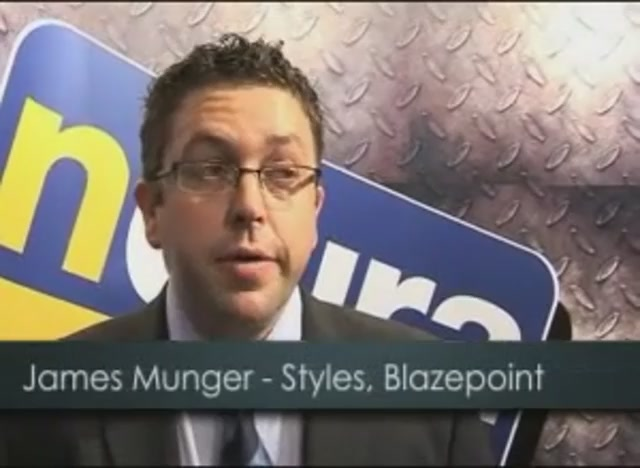 Blazepoint Interview at A...