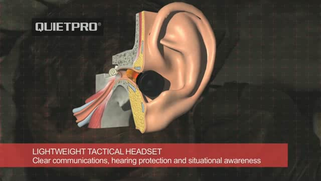 Nacre Tactical Communication Headsets