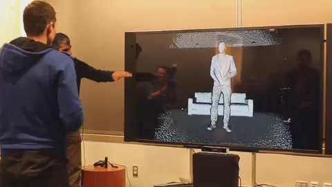 Kinect 2 Full Video Walkthrough: The Xbox Sees You Like Never Before