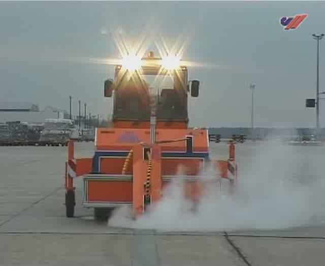 Removal of Rubber from Airport Runways