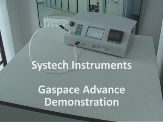 Advanced Headspace Gas Analyzer