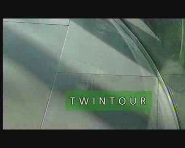Twintour > High Capacity Revolving Door