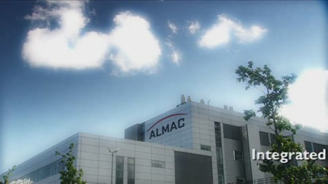 Almac Corporate Video