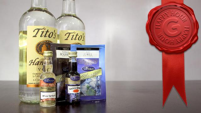 Magic Potion Magically Transforms Vodka Into Any Liquor You Like