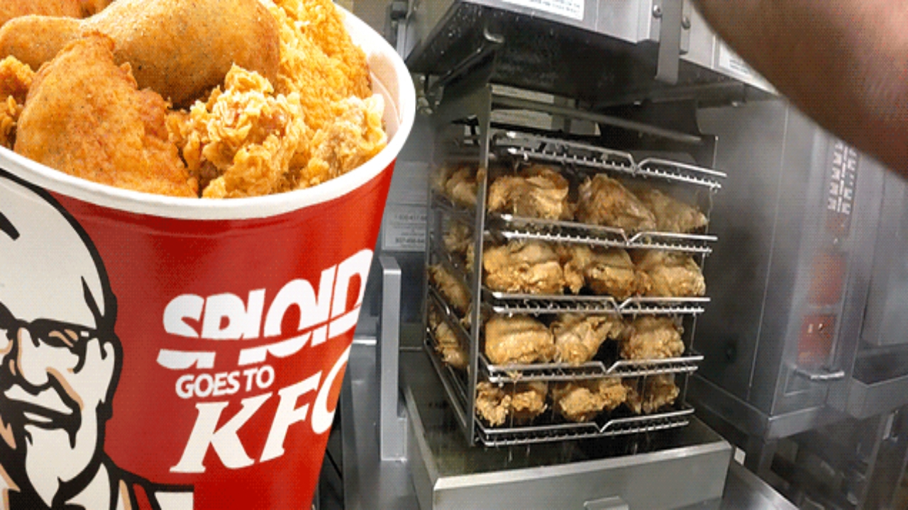 This Is How KFC Actually Makes Its Fried Chicken From Beginning To End ... New Animal Discovered 2014
