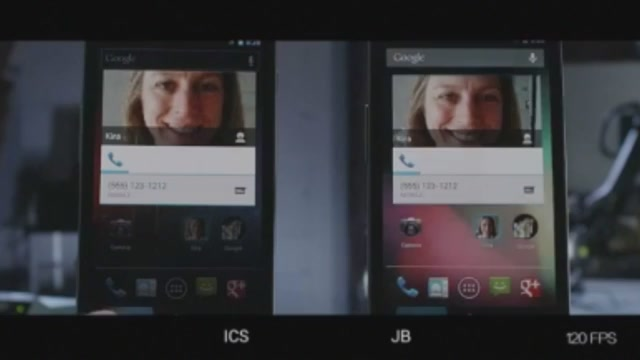Watch How Fast Android 4.1 Jelly Bean Runs