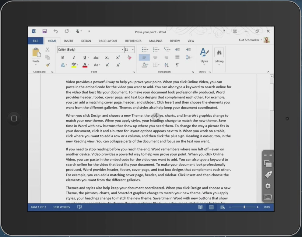 Parallels Access Transforms Your Desktop Apps Into iPad Apps
