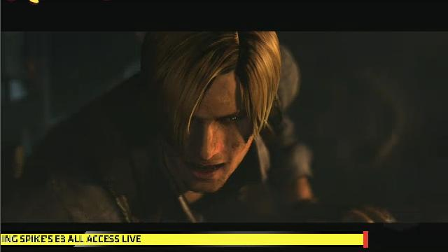 Resident Evil 6 Makes Leon Kennedy More Vicious Than Ever