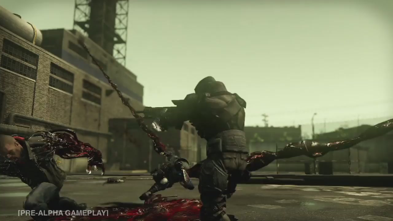 You're Gonna Lose Yourself In Prototype 2's Tendril Dismemberment