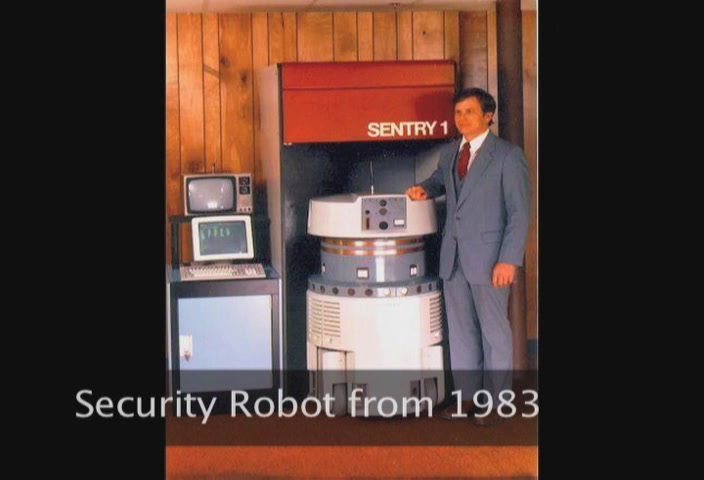 A Brief History Of Real Live Kickass Robots