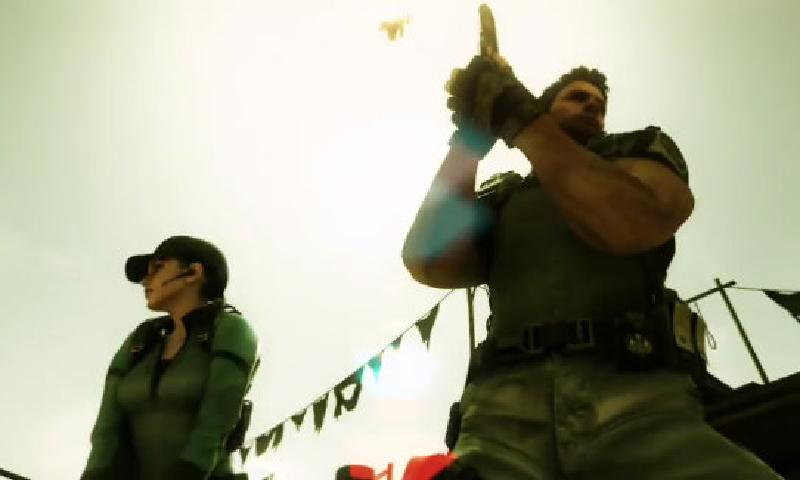 Rejoin Some Old Friends In This Resident Evil: The Mercenaries Character Trailer