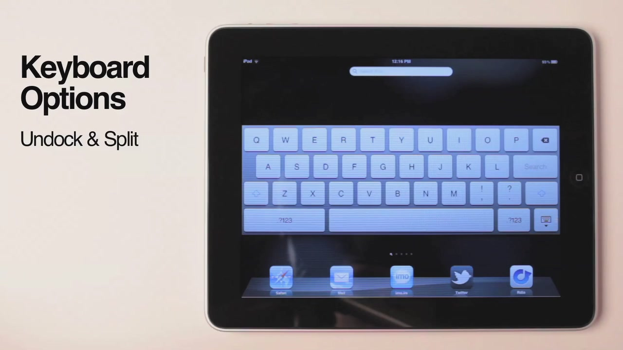 A Complete Video Guide To iOS5 On The iPad