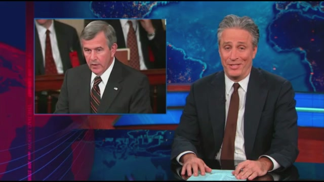 Jon Stewart Rips Senator For Attacking Video Games During Gun Hearing