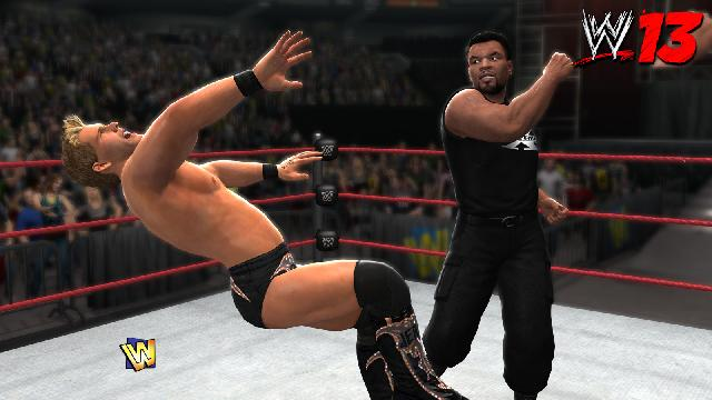 Mike Tyson Will Be In The Next WWE Wrestling Game
