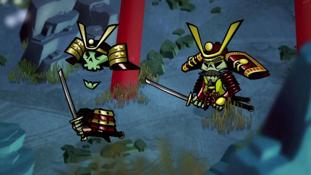 Skulls Of The Shogun's Undead Samurai Strategy Battles Will Be A Freakin' Blast