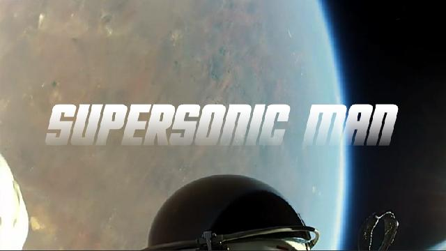 First Video From Space Jump Daredevil's Body Camera