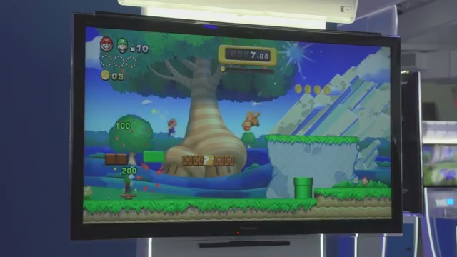 """Mario Gets His Race On In """"Boost Rush"""" Mode For New Super Mario Bros. U"""