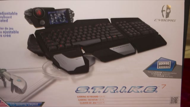 Video: The Most Insane Gaming Keyboard I've Ever Typed On