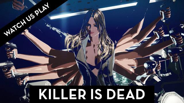 Killer Is Dead Makes Absolutely No Sense