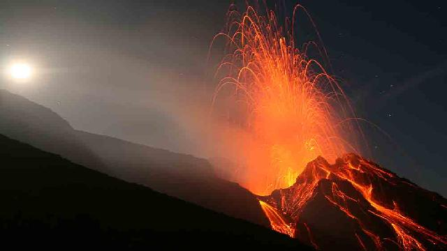 Why We Need Volcanoes To Build A High-Tech Society