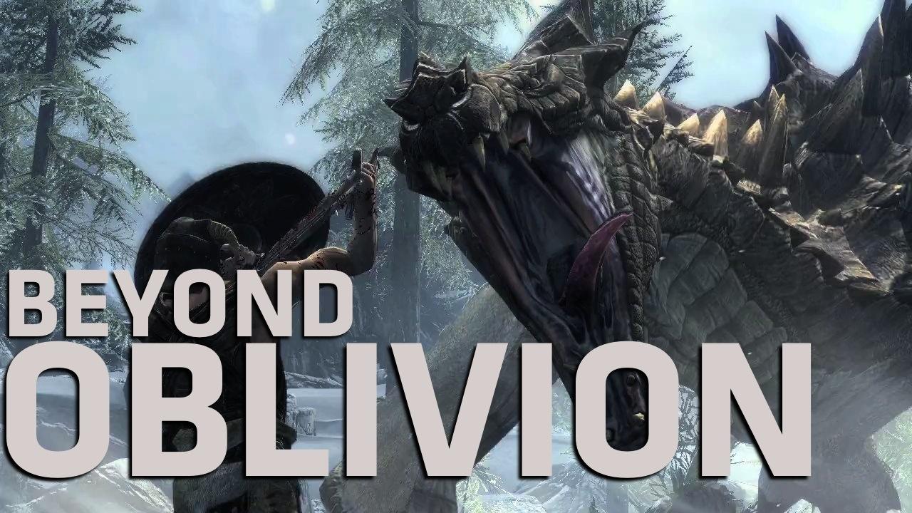 The First Gameplay Trailer For The Elder Scrolls V: Skyrim