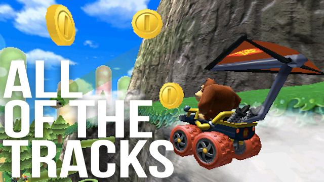 A Video Tour Of The 16 New Tracks In Mario Kart 7