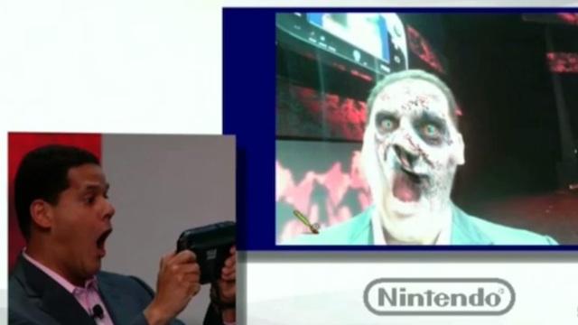 Nintendo's Reggie Fils-Aime Joins The Ranks Of The Undead