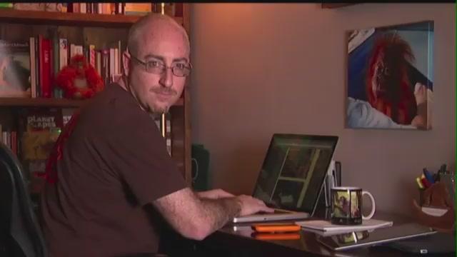 Stephen Colbert: Beware Of iPad-Toting Orangutan Cyber-Terrorists