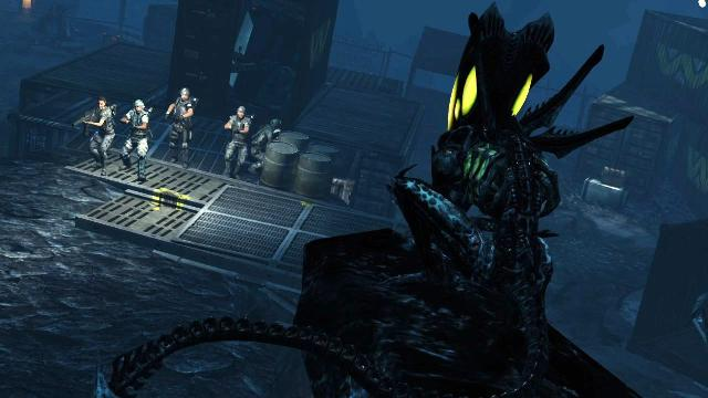 Everyone's Going To Play As The Bad Guys In Aliens: Colonial Marines Multiplayer, Aren't They?