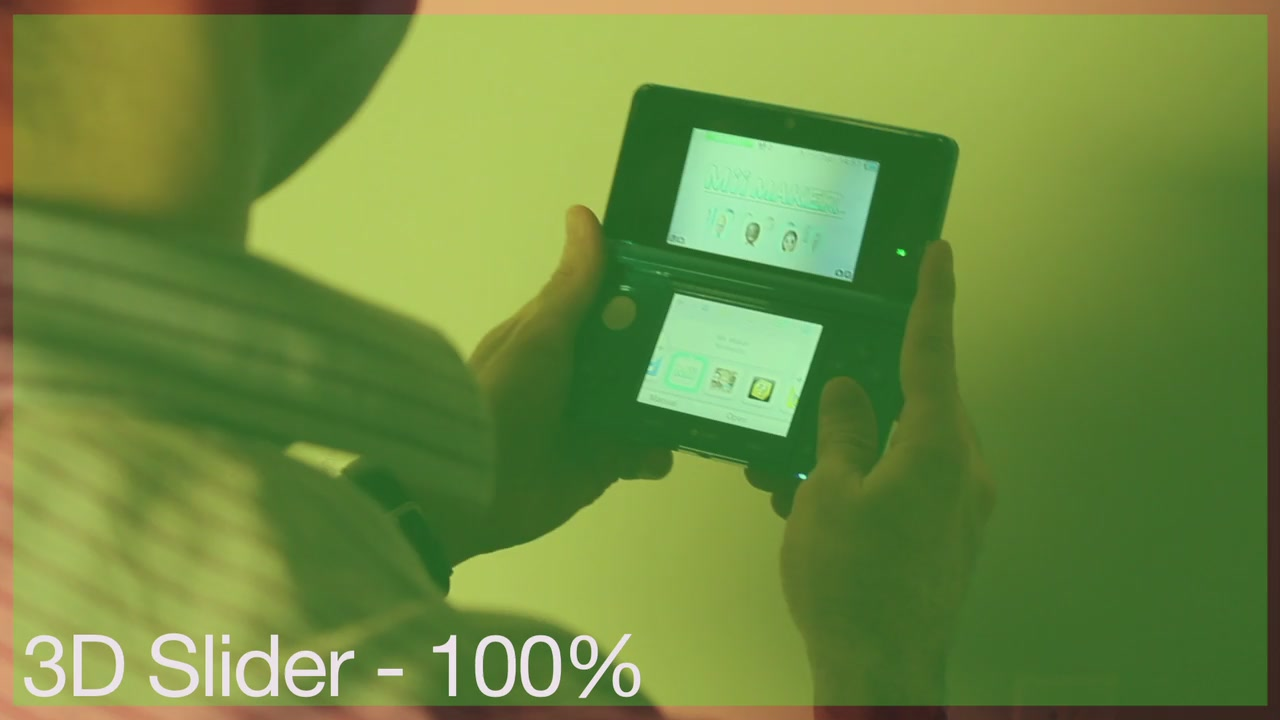 How Bad Is The Nintendo 3DS 'Depth Zone'? Let Us Show You.