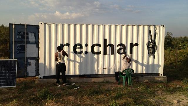 The Next Industrial Revolution Starts In This Shipping Container