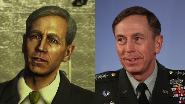 David Petraeus Is In The Next Call Of Duty As Secretary Of Defense