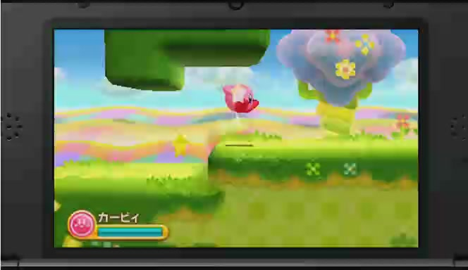 Kirby Sucks More Than Ever In Kirby: Triple Deluxe