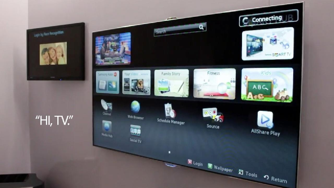 Samsung's Voice-And-Face-Recognising Smart TVs Kind Of Suck