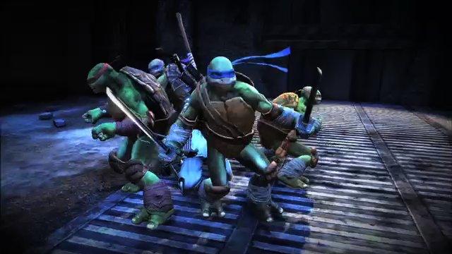 Teenage Mutant Ninja Turtles: Out Of The Shadows Brings Turtle Power Back To Video Games