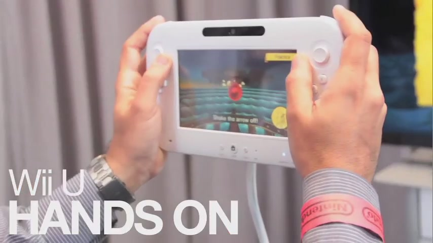 8 Minutes Of Our Hands-On Video Shows What It's Like To Play Wii U
