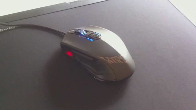 The Best Gaming Mouse (Clickwheel) I've Ever Seen