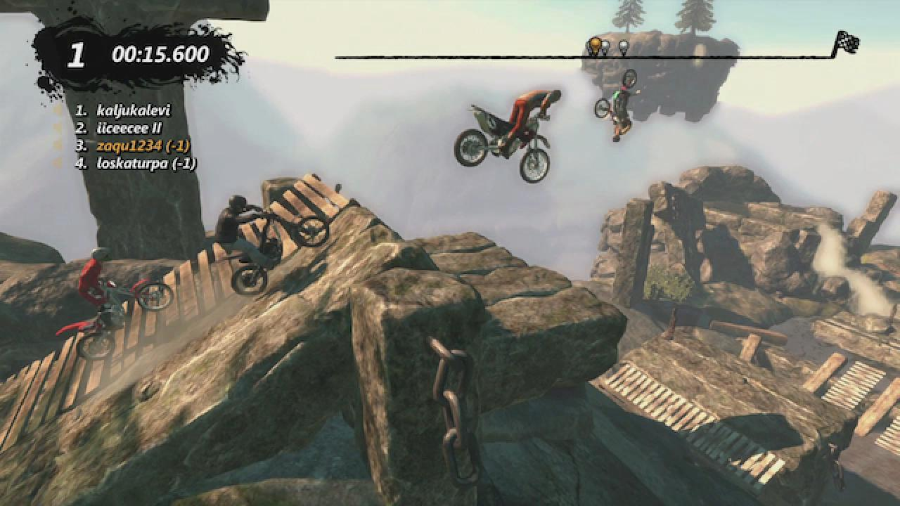 Check Out Trials Evolution's Customisation Options