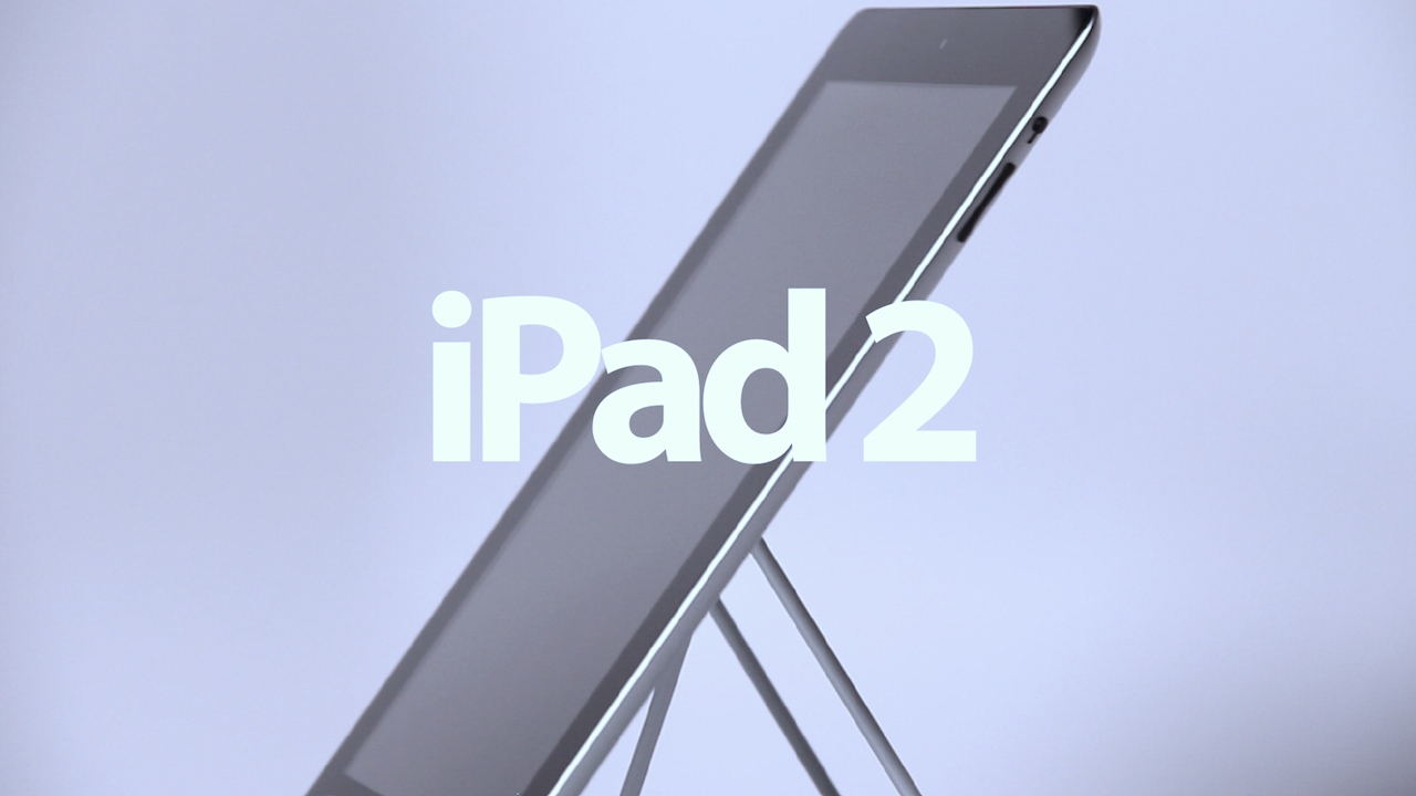 The iPad 2: Faster, Stronger, Better In Every Way