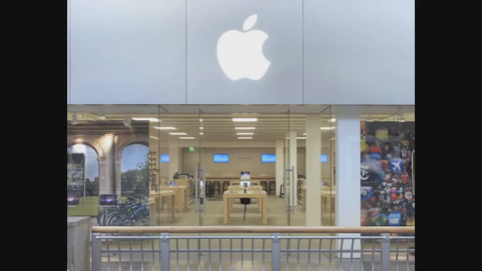 Every Single Apple Store In Under 60 Seconds