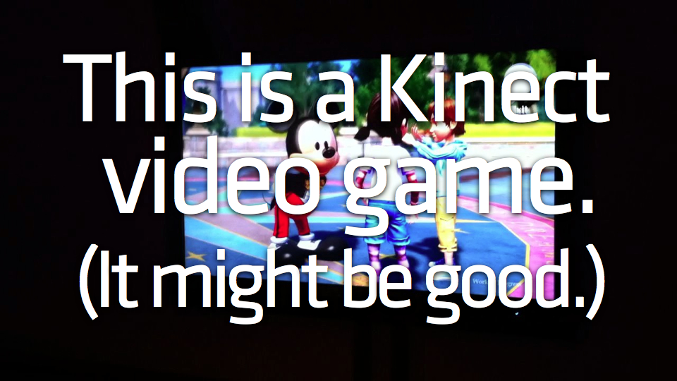 Disneyland Adventures Is My Most Anticipated Kinect Game