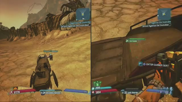How To Fit More Than Two People On Borderlands 2's Newest Vehicle, And Other Unconventional Uses Of The Sand Skiff