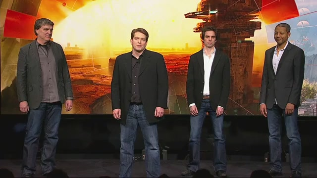 Maybe The Bungie Guys From The PS4 Event Really Should Form A Boy Band