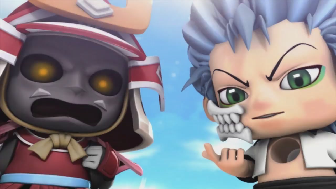 Pockie Ninja Pays Mixes Naruto With Bleach, Unofficially