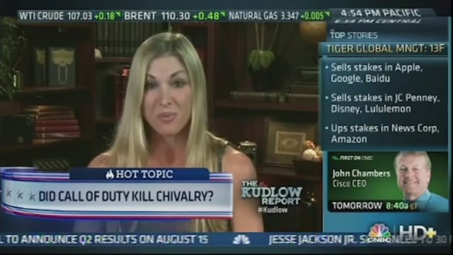 """CNBC Asks: """"Did Call Of Duty Kill Chivalry?"""""""