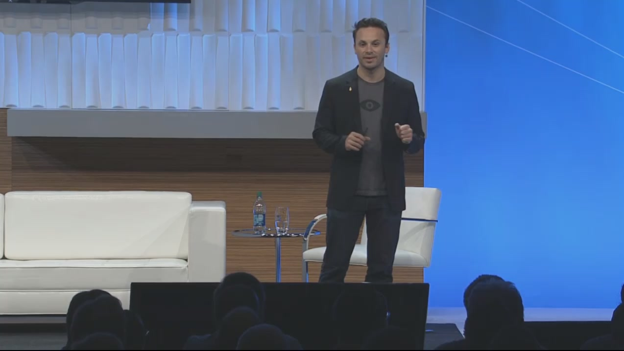 Oculus CEO On Microsoft's Minecraft Acquisition: 'How Ironic'