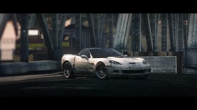 Need For Speed: Most Wanted Sends The Corvette ZR1 Down Mean Streets